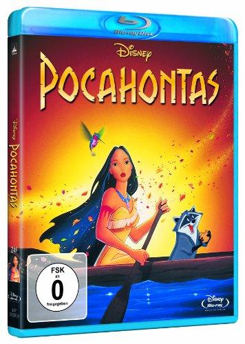 Pocahontas [Blu-ray]: Alle Infos bei Amazon