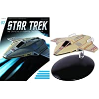 Colección de naves espaciales de Star Trek Starships Collection Nº 97 Starfleet Academy Flight Training Craft