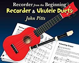 Recorder From The Beginning: Recorder And Ukulele Duets (Book only) par [Various]