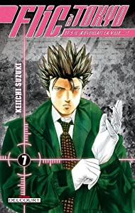Flic à Tokyo Edition simple Tome 7