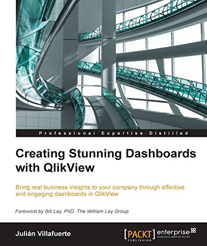 Creating Stunning Dashboards with QlikView (English Edition) por Julian Villafuerte