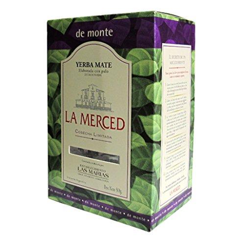 Yerba Mate La Merced 'de Monte' 500 gr