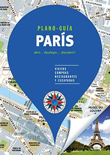 París (Plano-Guía): Visitas, compras, restaurantes y escapadas (Plan