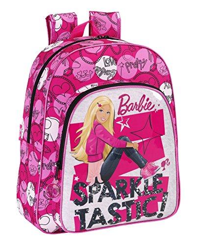 Rucksack Barbie (Barbie–Rucksack Junior anpassbar, 32x 38cm (Safta 611510640))