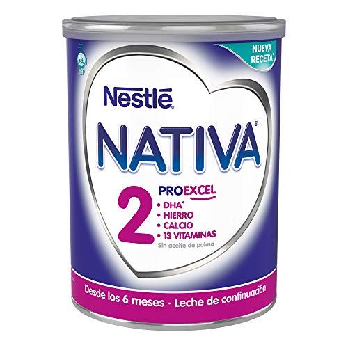 Nestlé NATIVA 2 Leche de continuación en polvo