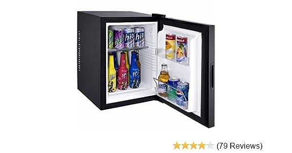 Kleiner Hotelkühlschrank : Syntrox germany 40 liter null db lautloser mini kühlschrank
