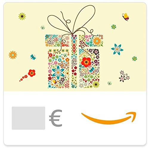 Digitaler Amazon.de Gutschein (Geschenbox mit Blumen)