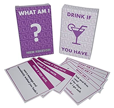 Hen Night Party Games - WHAT AM I ? / DRINK IF YOU HAVE ....•:* 2 GAMES *:•. : everything five pounds (or less!)