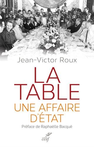 La table, une affaire d'Etat