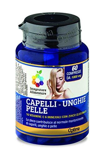 Optima Capelli, Pelle e Unghie 60 Compresse