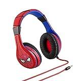 Kopfhörer für Kinder Spiderman Kinderfreundlich Kopfhörer Volume Limited On Ear Kopfhörer für Kinder (Spiderman)