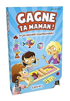 Gigamic - GZFGM - Jeu de réflexion - Gagne Ta Maman