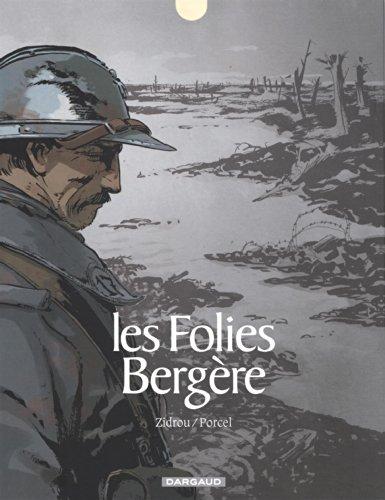Les Folies Bergères : Ex-libris numéroté et signé par les auteurs
