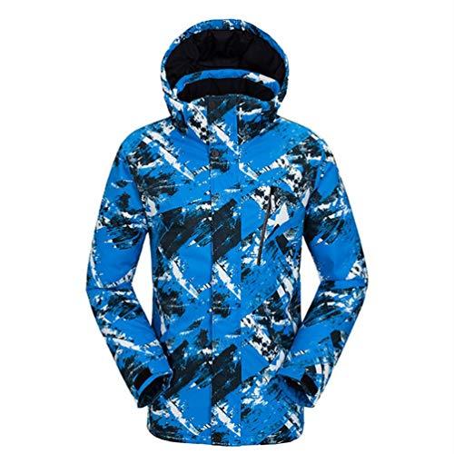 Männer Frauen Floral Skianzug Winter Wasserdicht Winddicht Verdicken Warme Schnee Kleidung Ski Sets Jacket + Pants Ski Snowboarden