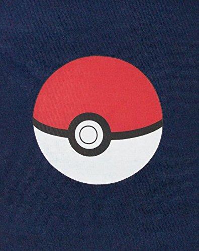 Pokemon-Pijama-dos-piezas-Manga-Corta-para-nio