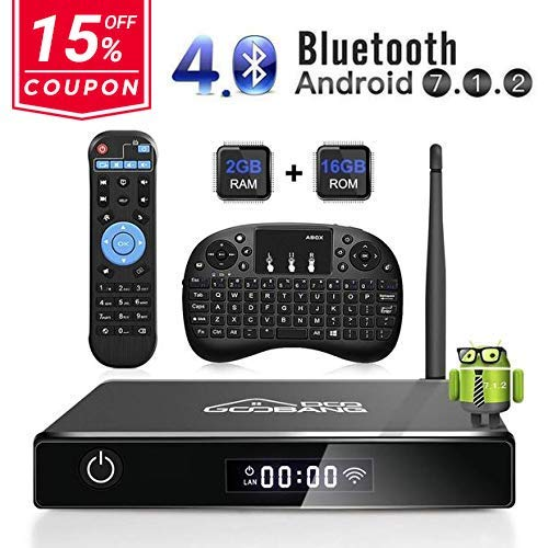 Android TV Box, GooBang Doo XB-III Smart TV Box Mini