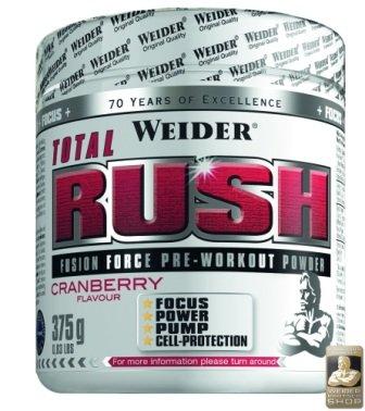 Weider-Total-Rush-375g