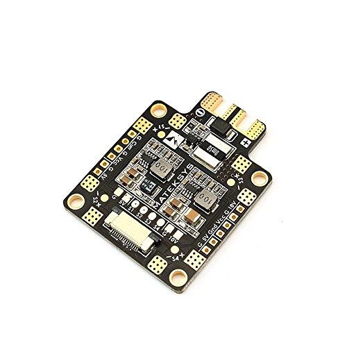 Matek PDB , Power Distirbution Talk ( PDB 4*30A , Input 9-27V , BEC 5V&10V , Sensore di Corrente 184A ) Par FPV Racing RC Drone Quadcopter by LITEBEE