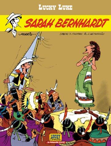 Les Indispensables de la BD, Lucky Luke, tome 19 : Sarah Bernhardt