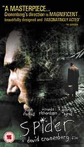 Spider [VHS] [2003]