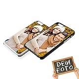 PixiPrints Handyhülle für Apple iPhone-Serie mit eigenem Foto und Text * Bedrucktes Schutz Cover Case, Hardcase Apple:Apple iPhone 6 / 6S, Hardcase Farben:Weiß