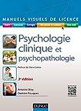 Manuel visuel de psychologie clinique et psychopathologie - 3e éd.