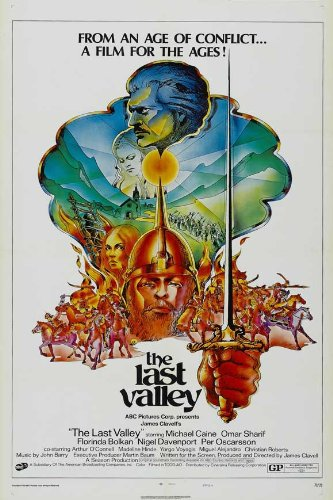 The Last Valley Plakat Movie Poster (11 x 17 Inches - 28cm x 44cm) (1971) B