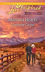 Montana Hearts (Love Inspired Larger Print)