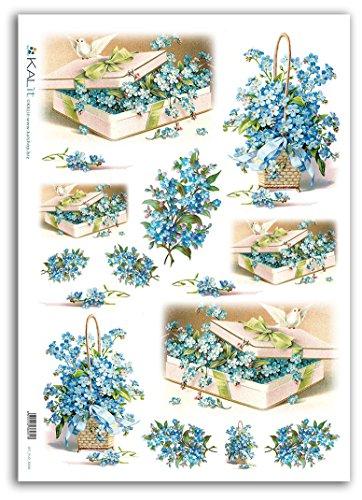 accademia-del-decoupage-32-x-45-cm-carta-di-riso-scatole-di-design-fiore-blu