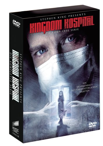 Stephen King Presents: Kingdom Hospital [4 DVDs] (King Stephen Tv-serie)