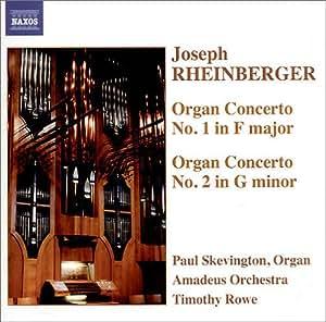 Orgelkonzerte Nr. 1+2