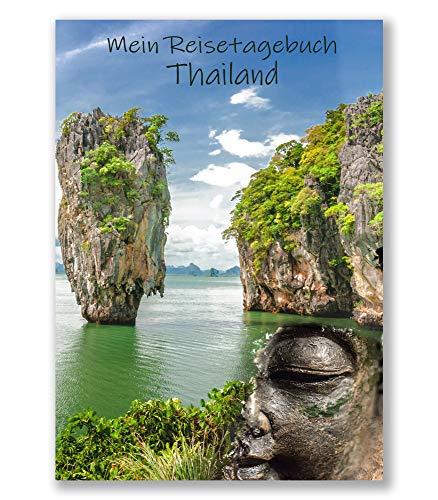 Reisetagebuch Thailand zum Selberschreiben   interaktiv mit spannenden Aufgaben, Urlaubsvorbereitung, deinen Highlights uvm.   gestalte deinen pers. Reiseführer - Geschenkidee   Enjoytheworld