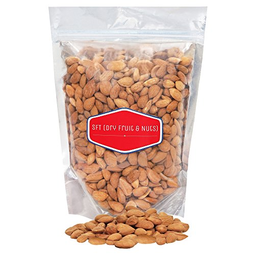 SFT Gurbandi Giri Almond (Badam) Superior Quality Almonds Organic [ Rich In Oil so BITTER IN TASTE ] 1 Kg  available at amazon for Rs.1149