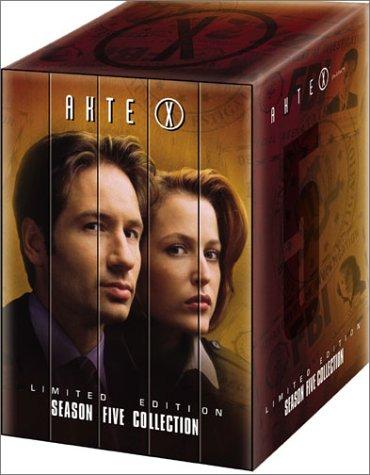 Akte X - Season 5 Collection