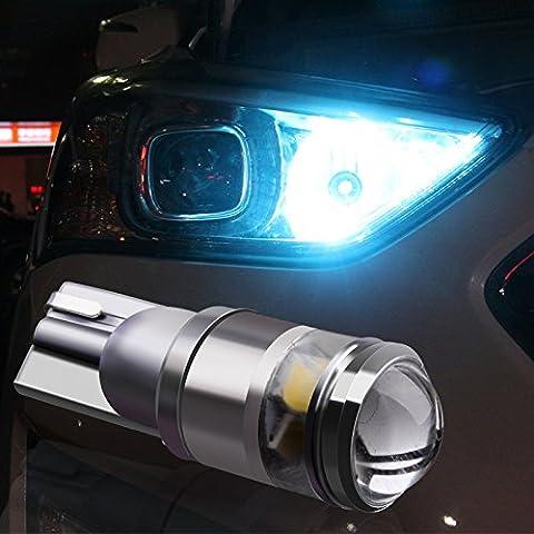 TXDQFa LED car width indicator day light T10 two,G
