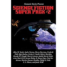 Fantastic Stories Presents: Science Fiction Super Pack #2: With linked Table of Contents