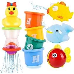 5117S1QZWQL. AC UL250 SR250,250  - Migliori giochi da bagno per bambini: la guida agli acquisti online scontati