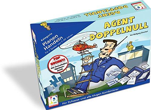 Konzentration Agent Doppelnull von IQ-Spiele Spy Fall