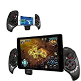 Produkt-Bild: Ipega PG-9023 Teleskopstativ (5-10 Zoll) Bluetooth Controller Gamepad Joystick Fuer Apple IOS Iphone 4/4S/5 Ipad Android Phone/Tablet PC, Exclusive Gaming-Plattform-Anwendung Bei Massiver Spiel Fuer Android, Schwarz