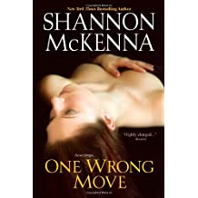 One Wrong Move (The Mccloud Brothers Series, Band 9)