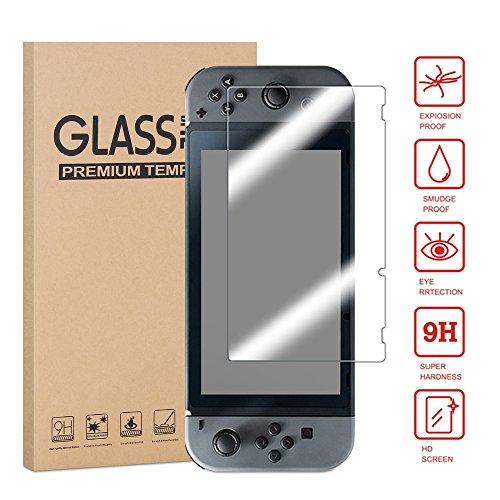 Preisvergleich Produktbild Nintendo Switch 2017-Fall,  Showyun Surface Design Case kompatibel mit Nintendo Switch 2017,  Stoßfestigkeit gegen Schock Kompatibel mit Nintendo Switch 2017 (transparent)