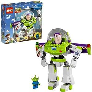 LEGO SA - A1001163 - Jeu de Construction - Figurine Buzz l'Eclair
