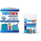 Aquapura Water Purification Tablet for Overhead and Underground Tanks - Pack of 50 Tablets