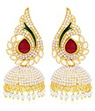 Penny Jewels Stylish Fancy Designer Jhum...