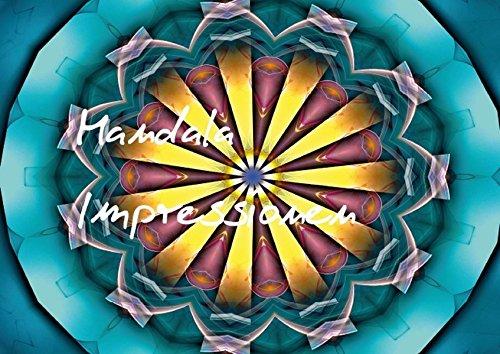 Mandala Impressionen (Posterbuch DIN A4 quer): Esoterik und Entspannung (Posterbuch, 14 Seiten)...