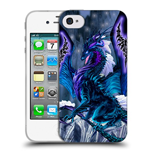 Ufficiale Ruth Thompson Capricorno Draghi Cover Morbida In Gel Per Apple iPhone 6 / 6s Relitto