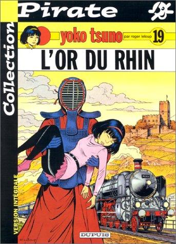 BD Pirate : Yoko Tsuno, tome 19 : L'or du Rhin