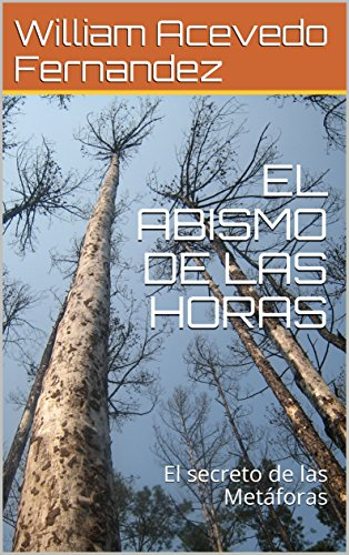 EL ABISMO DE LAS HORAS : El secreto de las Metáforas (Poemas nº 1) por William Acevedo Fernandez