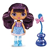 Little Charmers 8 Lavender Doll with Light Up Broom