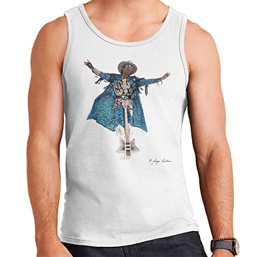 George DuBose Official Photography - Bootsy Collins Guitar Men's Vest